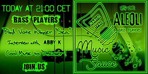 Link to EP 12 AleOli Music Sauce