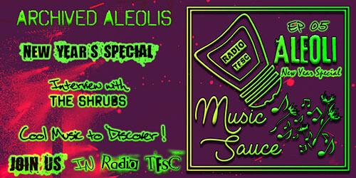 AleOli Music Sauce EP 5