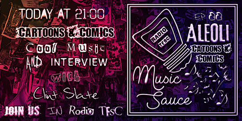 Overview of the EP 22 of AleOli Music Sauce, Professor Special with Clint Slate