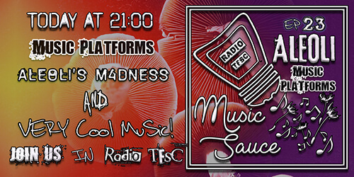 Overview of the EP23 of AleOli Music Sauce, Madness Special