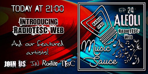 Overview of the EP24 of AleOli Music Sauce, Introducing our new website and featured images