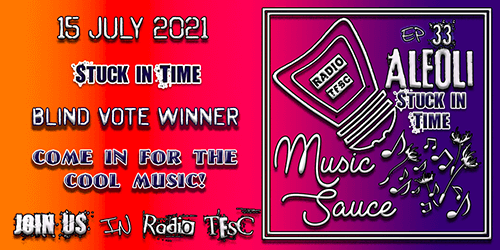 Cover art of EP33 of AleOli Music Sauce where we play a lot of movie music and we had a lot of fun!